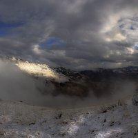 На горы взор, пусть неутомимым будет 7 :: Сергей Жуков