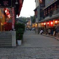 Улочка старогоТайчжоу :: Виталий  Селиванов