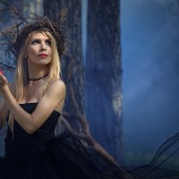 Лесная фея :: Елена Буравцева