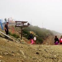 Роза Хутор. На высоте 2320 метров :: Нина Бутко