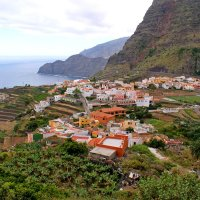 Городок на острове Ла Гомера :: Дмитрий Сиялов