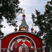 храм Марии-Магдалины :: Александр Корчемный