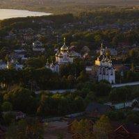 """""""""""""""Никольский монастырь из воздушного шара :: Александра"""