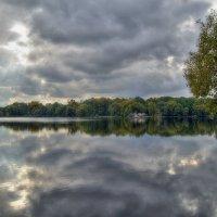 Белое озеро :: Наталья Лакомова