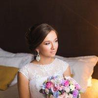 Сборы невесты в отеле Райкин плаза :: Алена Шпинатова