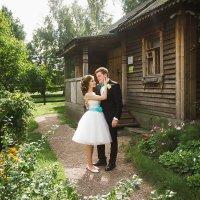 Свадебная фотосессия в Коломенском парке. :: Алена Шпинатова