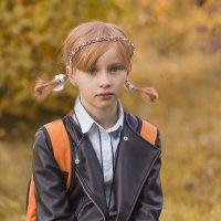Пеппи идет в школу.... :: Елена Баландина