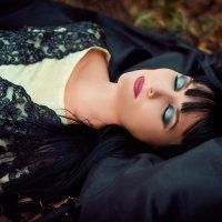 Осенний сон! :: Inna Sherstobitova