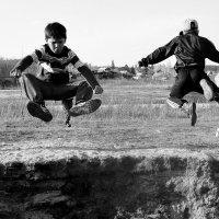 Мы летаем, как Йоги.... :: Дмитрий Петренко