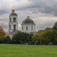 Храм иконы Божией Матери «Живоносный Источник»  в Царицыно :: галина северинова