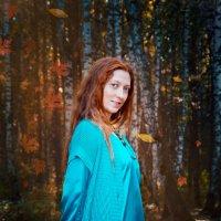 Рыжая осень :: Нина