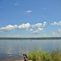 Бегут по небу вереницы облаков :: Лидия (naum.lidiya)