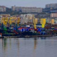 Северный порт :: Elena Kovach