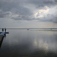 Дождь начинается :: Дмитрий Близнюченко