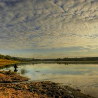 Осенняя рыбалка :: Nikita Volkov