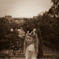 Моделька. :: Ирина Холодная