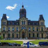 Здание Законодательного Собрания провинции Нью-Брансвик (Канада) :: Юрий Поляков