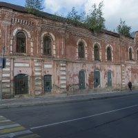 Здание табачной фабрики :: Яков Реймер