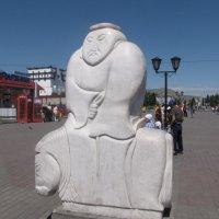 На улице Кызыла. Тува. :: Ольга Иргит