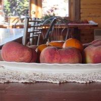 персики и мандарины :: константин