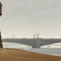 Троицкий мост :: Владимир Гилясев