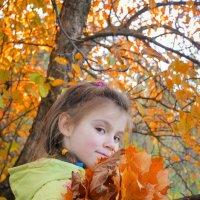 Осень-самое красивое время года. :: Каролина Савельева
