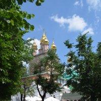 Церковь Рождества Иоанна Предтечи (надвратная) :: Галина R...