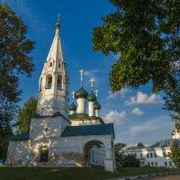 Церковь Николы Рубленый Город :: Сергей Цветков