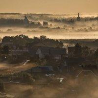 Рассвет в Боровске :: Полина
