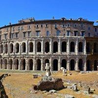 Вечный город Рим. Театр Тита :: Николаева Наталья