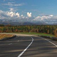 Ещё один поворот и мы в сказочной долине... :: Александр Попов