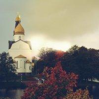 Церковь Святых Петра и Павла :: Наталия П