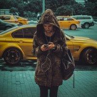Случайная модель :: Андрей Великолепный