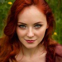 Рыжая бестия :: Юлия Лемехова