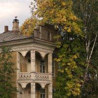 Ещё одна осень. :: Александр Смирнов