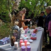 Лавка ароматических свечей :: Аркадий