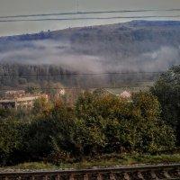 Утро в Карпатах 5 :: Лидия