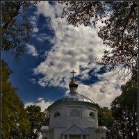 Церковь Вознесения Господня в Старом Селе :: Дмитрий Анцыферов