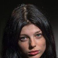 Молодые актеры. Майя. :: Дмитрий Бубер