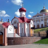 Иверский монастырь :: Александр Алексеев