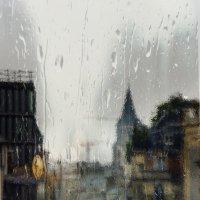 Paris sous la pluie :: Valery