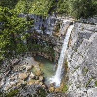 водопад на реке Окаце :: Лариса Батурова
