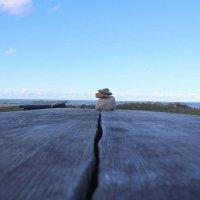 Маленькая пирамидка из камней в Тойла :: Marina Pavlova