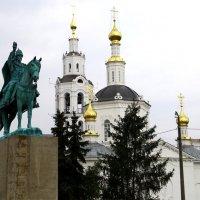 Памятник Ивану Грозному. :: Борис Митрохин