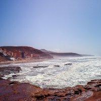 Пляж Легзира. Марокко :: Светлана Светленькая