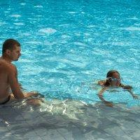 В бассейнах Нячанга. :: Виктор Куприянов