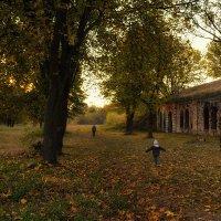 Осенние забавы :: Валерий Чернов