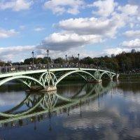 Мост в Царицыно :: МИЛА Иванова
