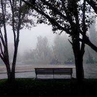 В Самаре туман :: Александр Алексеев