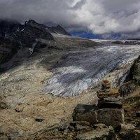 Ледник Illecillewat :: Константин Шабалин